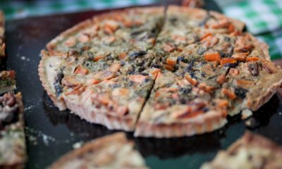 cannabis pizza in Israel