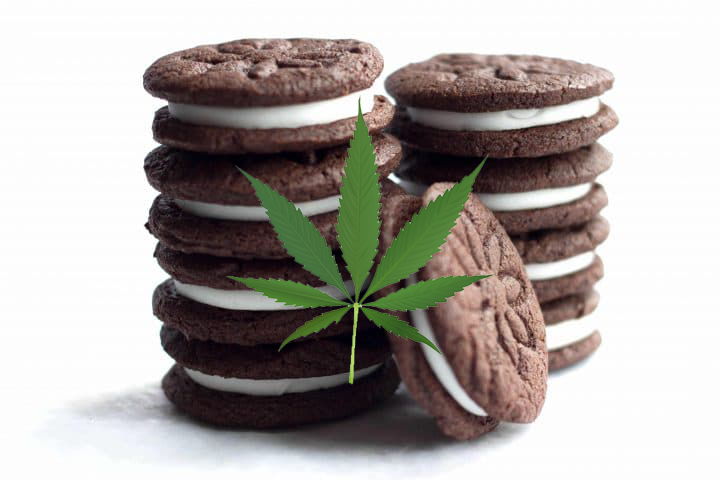 cannabis infused oreos