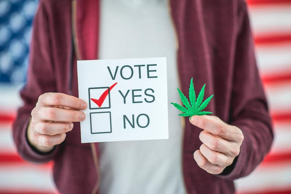 Previously a poll conducted in Arkansas, only 53% people voted in the favor of expansion of medical marijuana. However, in a recent survey conducted on 9th June, 2020