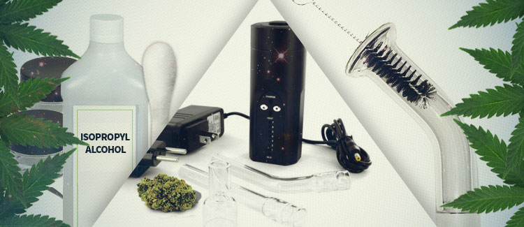 Cleaning cannabis gear is essential to ensure longevity and functionality of the device.