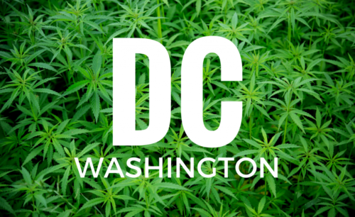 Washington DC proposes new laws related marijuana's legal sales