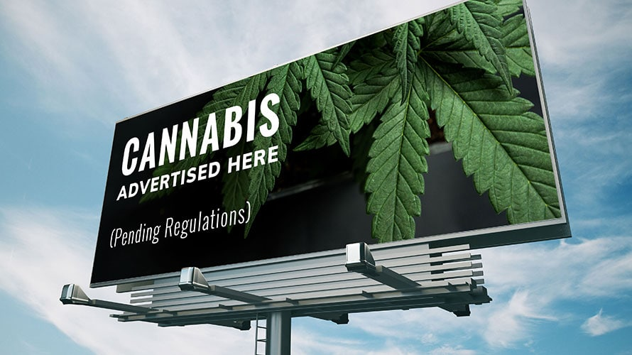 Branding a cannabis business can be challenging with the different regulations imposed on the industry.