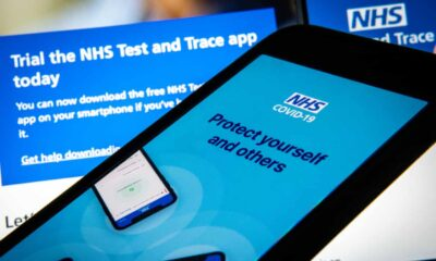 The NHS application that allows COVID-19 Contact tracing is being discouraged to be used by police officers.