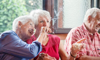 elderly cannabis users