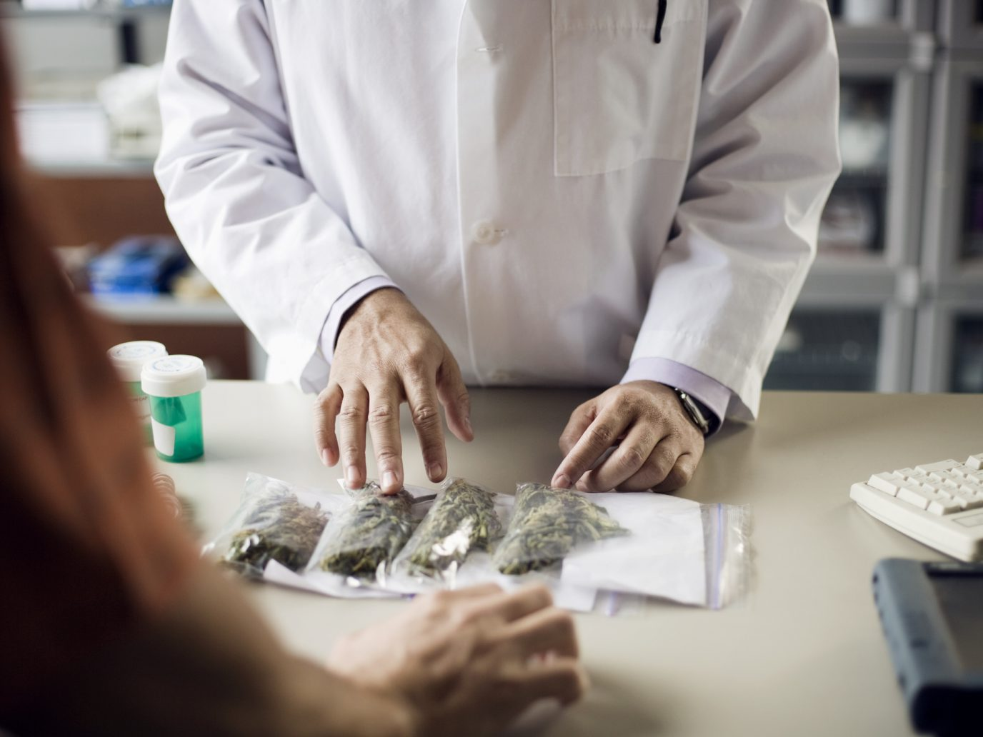 An international task force recently suggested new guidelines for using cannabis for chronic pain management.