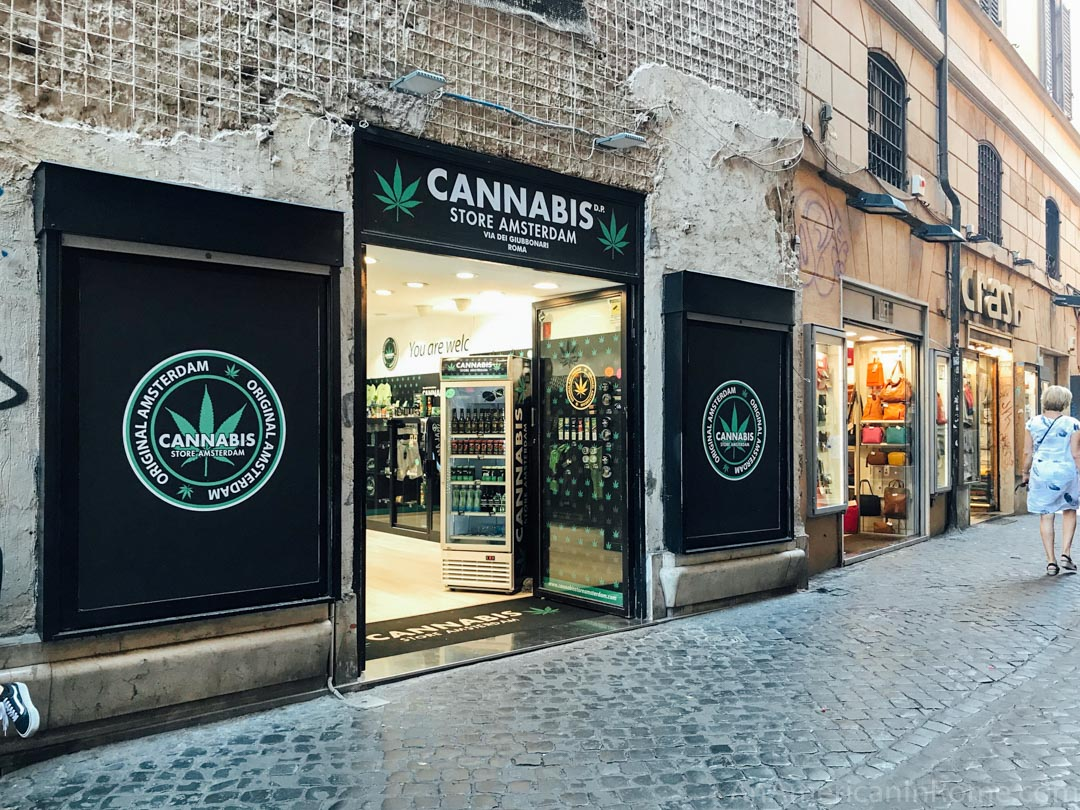 Medical Cannabis in Italy