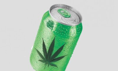 Cannabis beverages coming soon