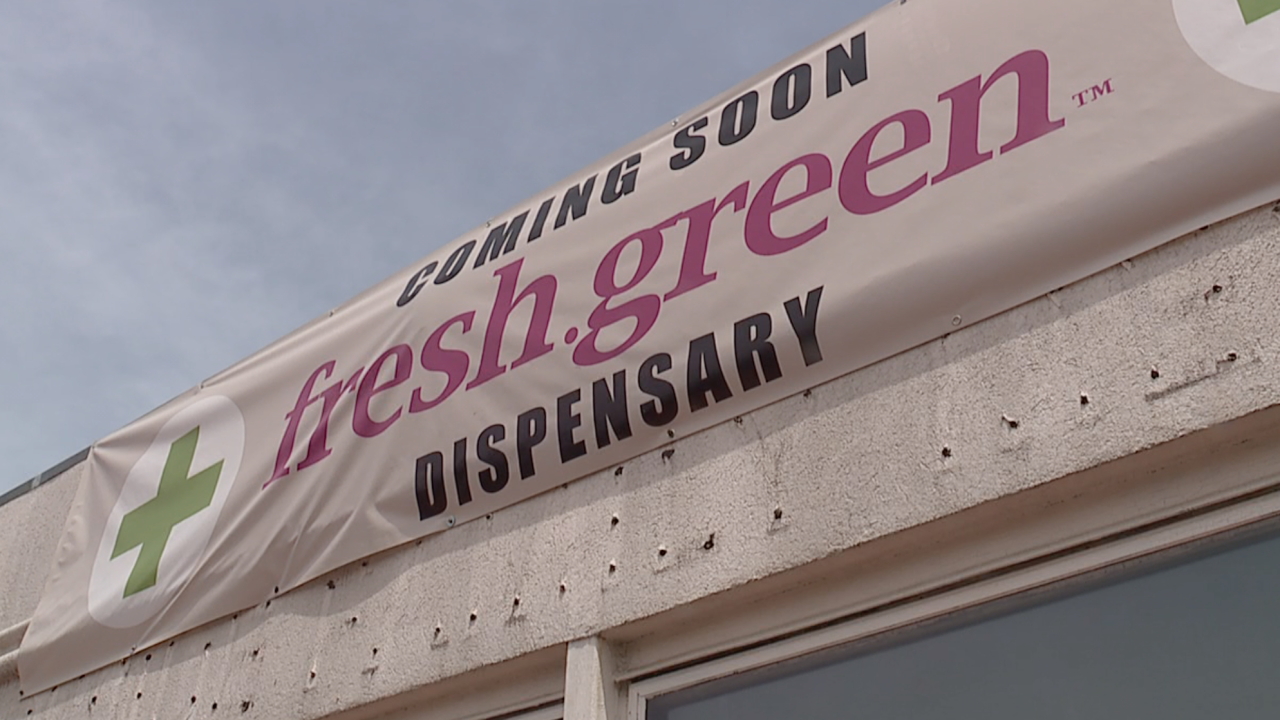 Marijuana Dispensary opening in Kansas