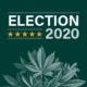 The question of cannabis legalization is going to appear on the ballots of 6 states in the 2020 elections.