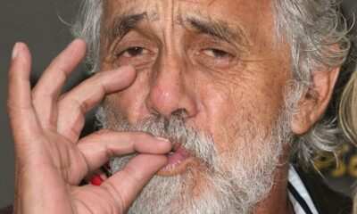 Tommy Chong has been a cannabis advocate all his life.