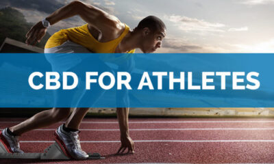 CBD is being used by athletes to soothe a number of problems including muscles relaxing, sleep moderation and pain relief.