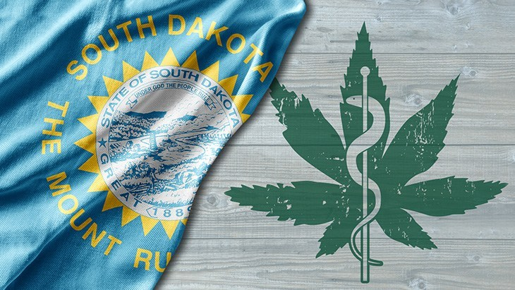 legitimate marijuana for South Dakota