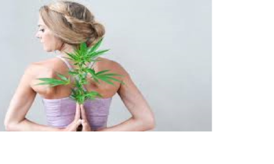 Cannabis and Yoga Combination