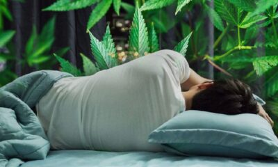 Dealing with Insomnia While Overcoming Weed Dependency
