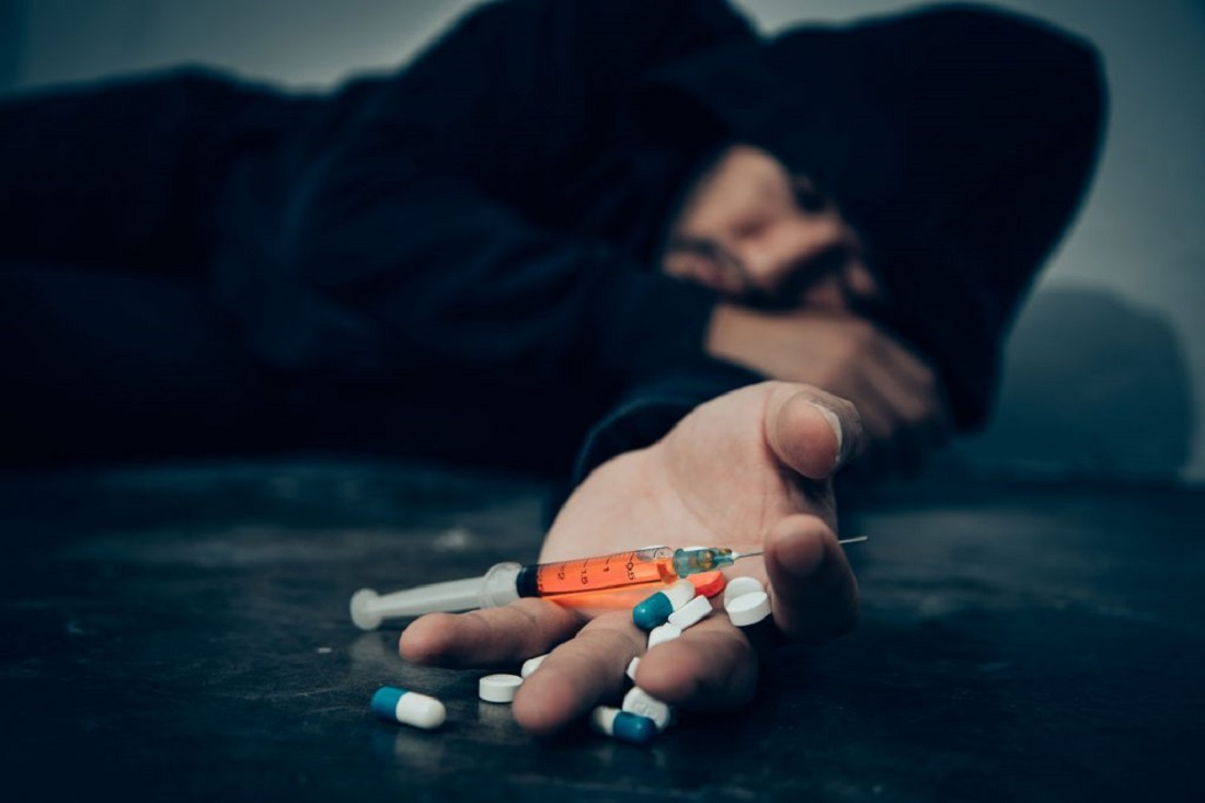 Drug Addiction treatment with cannabis