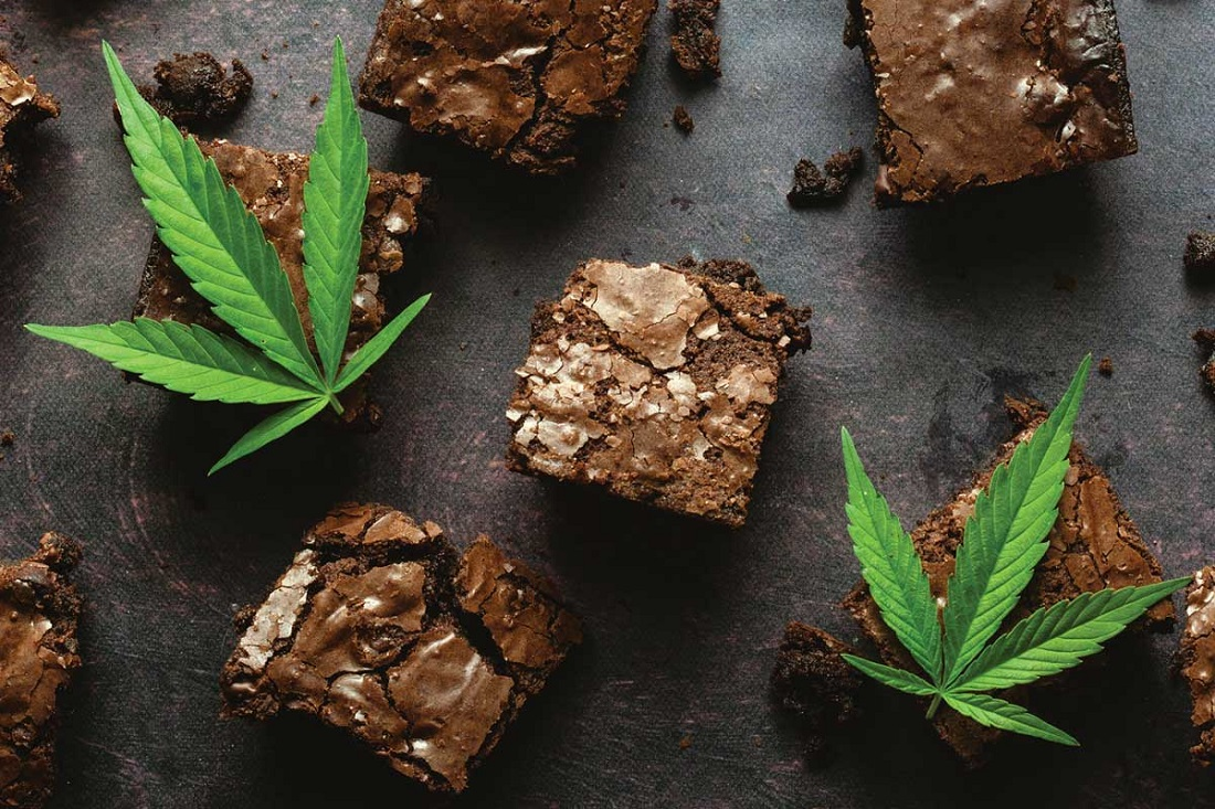 Marijuana Baked Products
