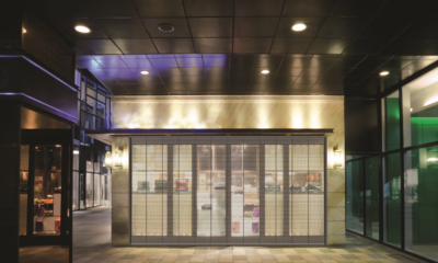 cannabis dispensaries with grilles